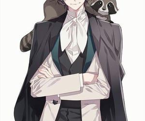 anime, bungou stray dogs, and edgar allan poe image