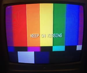 aesthetic, tv, and lgbtq+ image