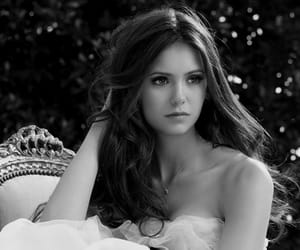 Nina Dobrev, the vampire diaries, and tvd image