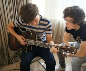 home, louis, and harry image
