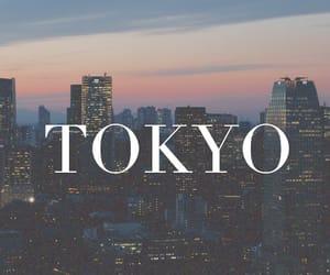 japan, tokyo, and wallpaper image