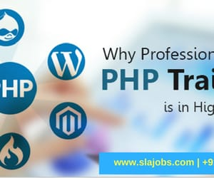php training and php course image