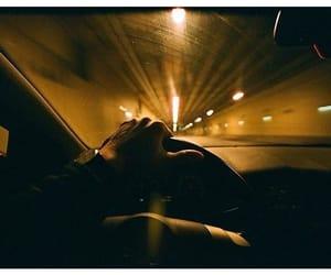 alone, driver, and سياره image
