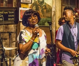 jazz, new orleans, and soul image