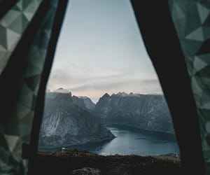 epic, mountains, and river image