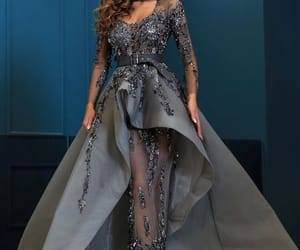 dresses, gown, and couture dress image
