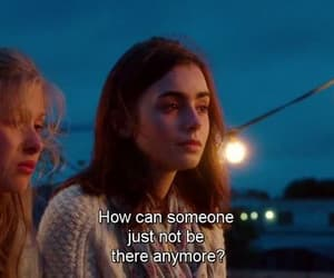 lily collins, love rosie, and rosie dunne image