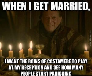 funny, game, and rains of castamere image
