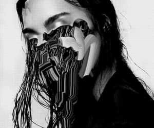 black and أسود image