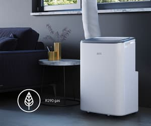 cool, home appliances, and portable air conditioner image