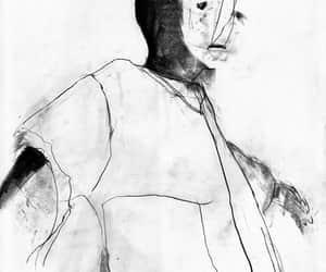 art, بالعربي, and أسود image