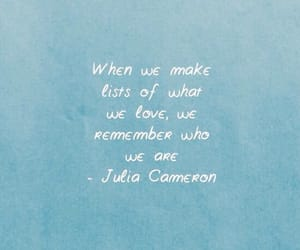 quotes, blue, and words image