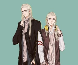 Legolas, LOTR, and thranduil image