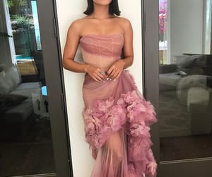 celebrity, dress, and gorgeous image