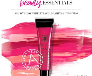 avon, lipgloss, and makeup image