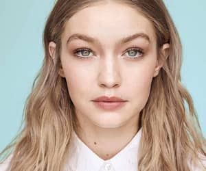 beauty, blonde, and gigi hadid image