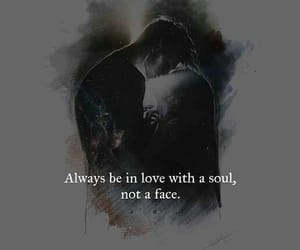 love, soul, and quotes image