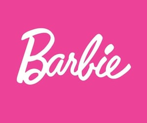 barbie, background, and pink image