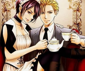 anime, anime girl, and maid-sama image