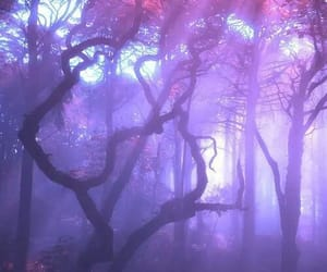 aesthetic, mood, and pale purple image