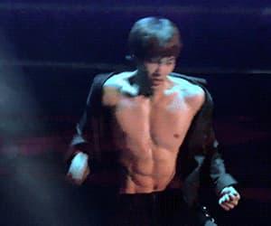 abs, exo-k, and kim jongin image