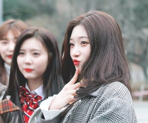 DIA, ioi, and chaeyeon image