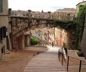 italy, city, and perugia image