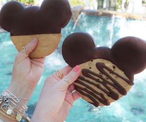 chocolate, cookie, and dessert image