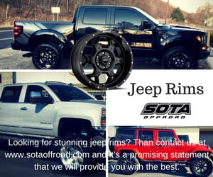truck rims, offroad wheels, and black truck rims image