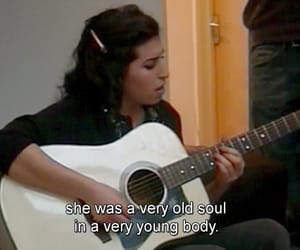 Amy Winehouse and song image