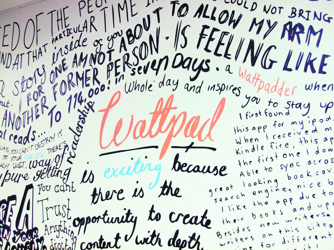 Why you should join Wattpad immediately on We Heart It