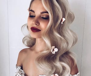 bridal, classy, and crown image