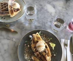 breakfast, food, and london image