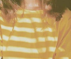 fashion, light, and yellow image