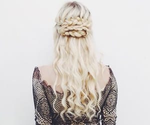 aesthetic, hairstyle, and awesome image