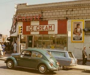 vintage, retro, and car image