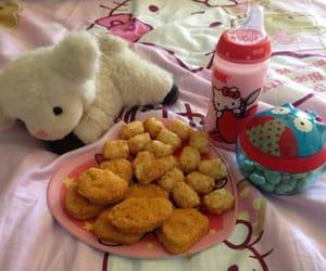 baby, food, and kawaii image
