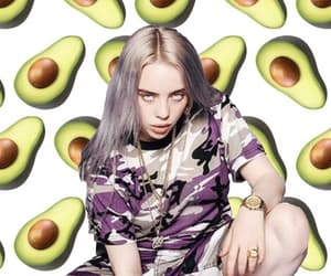 aesthetic, avocado, and background image