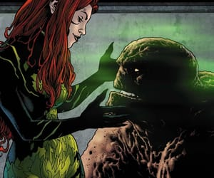 swamp thing, comics, and DC image