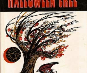 fall, helloween, and illustration image