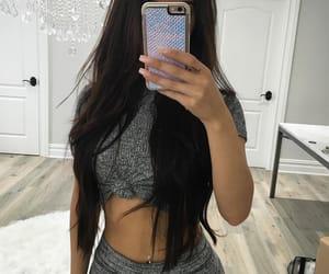 hair, nails, and body image