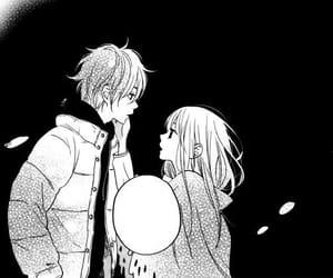 manga, yoshida haru, and sweet image
