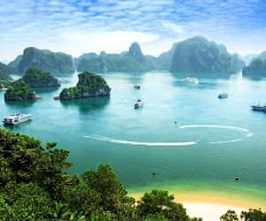 travel, Vietnam, and world image