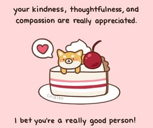 gentle, happy, and kindness image