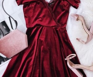 detailed, dress, and fashion image