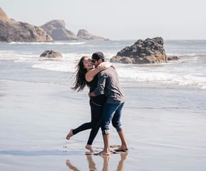 couple, feels, and photography image