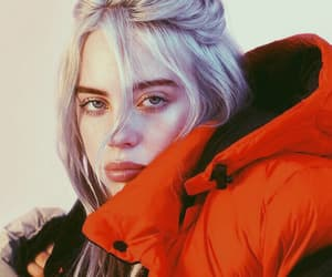 billie eilish, billie, and beauty image