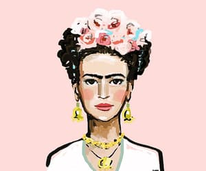 artist, frida kahlo, and headers image