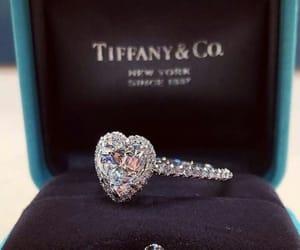 amour, diamond, and lové image