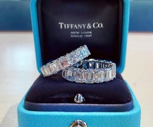 amour, diamond, and fiance image